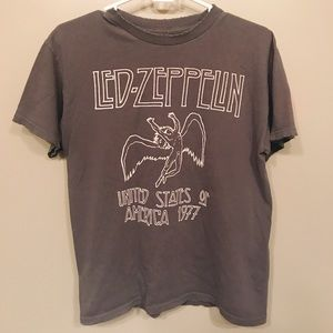 Brandy Melville Led Zeppelin tee